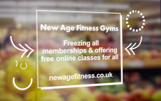 New Age Fitness - STV Local Lifeline