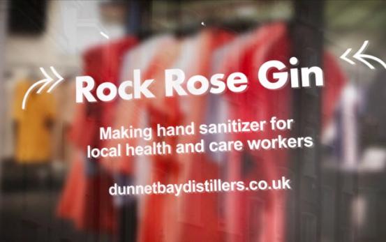 Rock Rose Gin - STV Local Lifeline