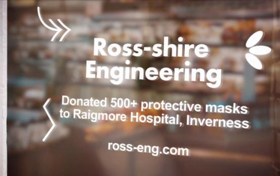 Ross-shire Engineering - STV Local Lifeline