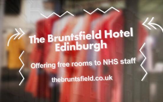 The Bruntsfield Hotel - STV Local Lifeline