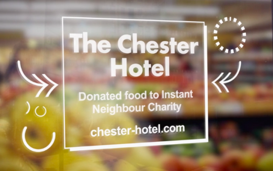The Chester Hotel - STV Local Lifeline