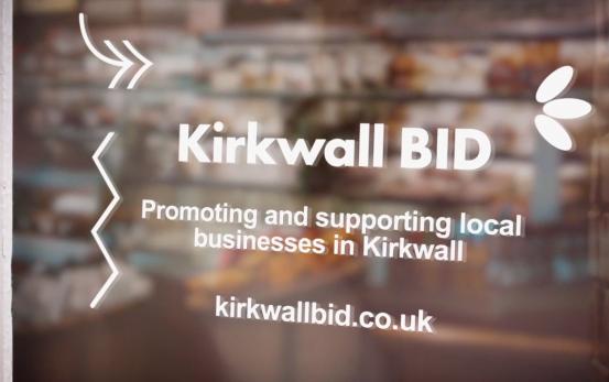 Kirkwall BID - STV Local Lifeline