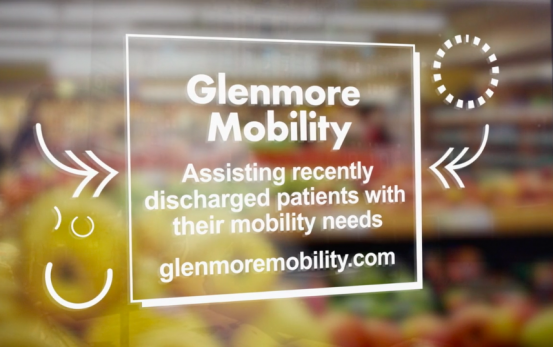 Glenmore Mobility & STV Local Lifeline