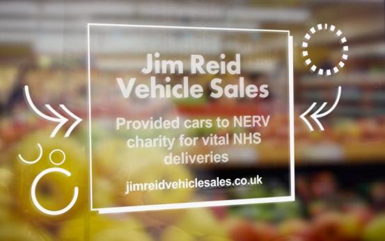 Jim Reid Vehicle Sales & STV Local Lifeline