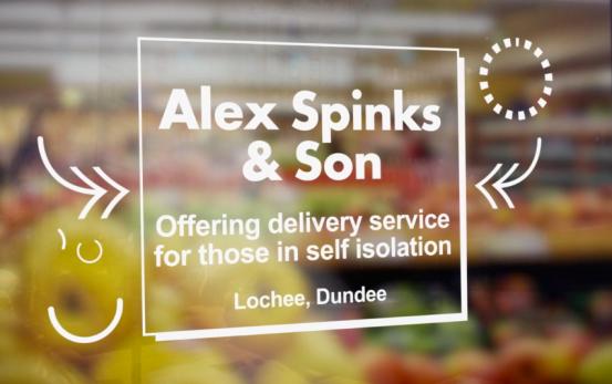 Alex Spinks & Son - STV Local Lifeline