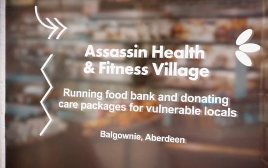Assassin Health & Fitness Village - STV Local Lifeline