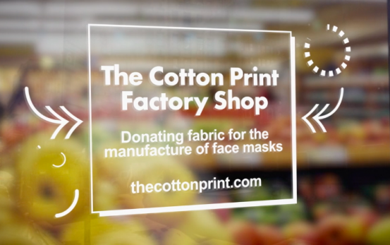 The Cotton Print Factory Shop - STV Local Lifeline