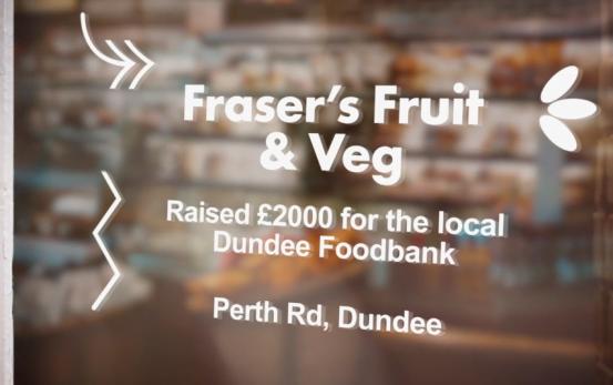 Fraser's Fruit & Veg - STV Local Lifeline
