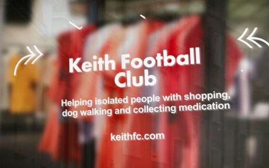 Keith Football Club - STV Local Lifeline
