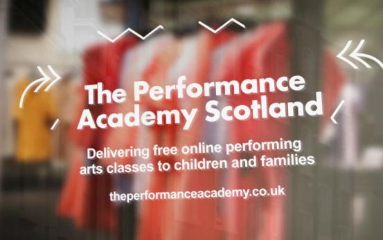 The Performance Academy Scotland - STV Local Lifeline