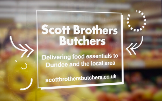 Scott Brothers Butchers & STV Local Lifeline