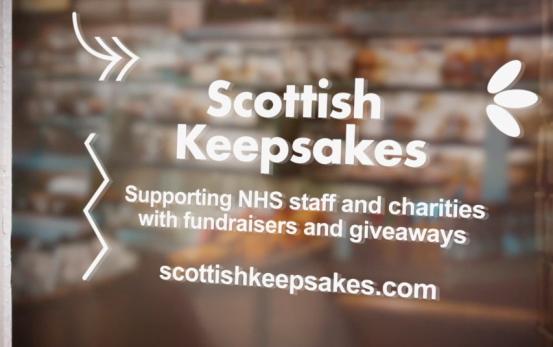 Scottish Keepsakes & STV Local Lifeline