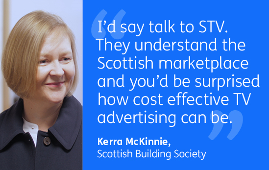 Scottish Building Society & STV