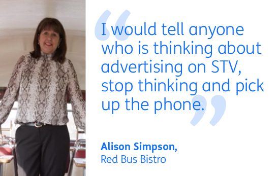 Red Bus Bistro & STV