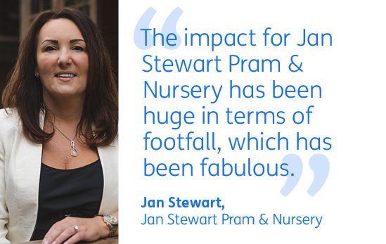 Jan Stewart Prams & Nursery & STV