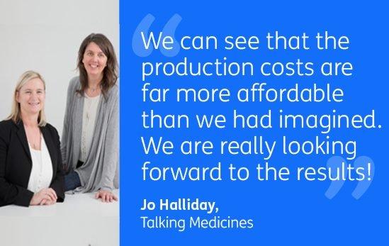 Talking Medicines & STV